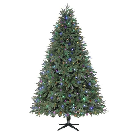 home accents holiday  ft harrison fir quick set