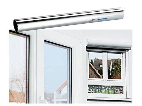 Fenster Sichtschutz Spiegelfolie by Infactory Spiegel Sichtschutzfolie Isolier Spiegelfolie