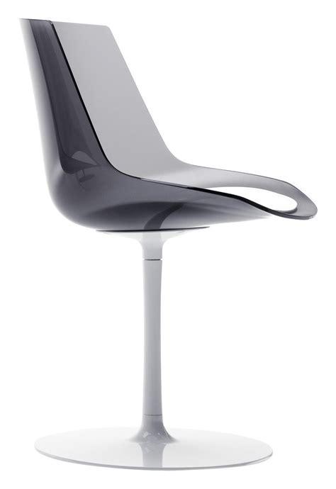 clear plastic swivel chair flow swivel chair plastic shell metal legs clear