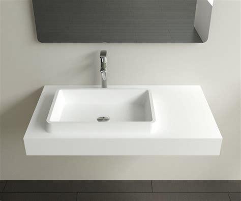 modern wall mounted sink rectangular resin wall mounted sink wt 01 modern