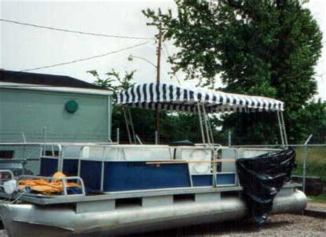 pontoon awning pontoon awning canopy pontoon canopy