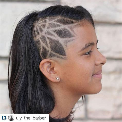 hair cut patterns at the back and side 17 best ideas about side shave design on pinterest side