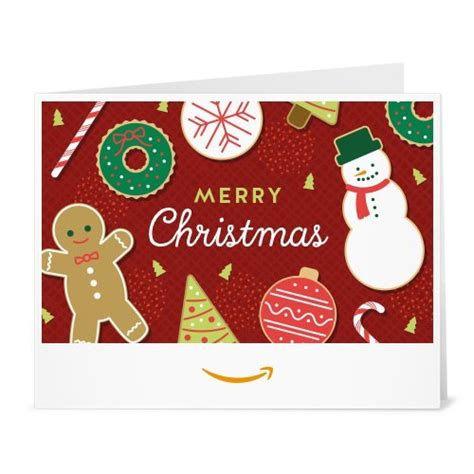 Gift Cards Christmas - amazon com holiday gift cards gift cards