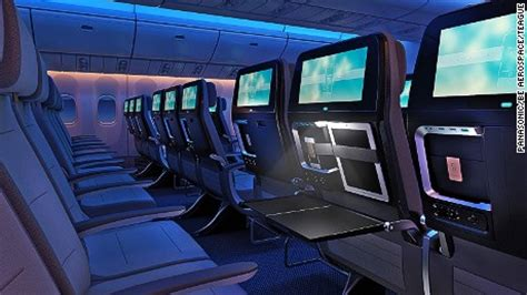 Zodiac Aircraft Interiors by How Aviation Industry Distracts Fliers From Cabin Crush