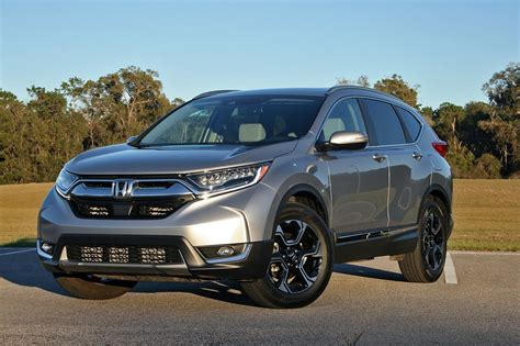 2017 honda cr v driven picture 705973 car review