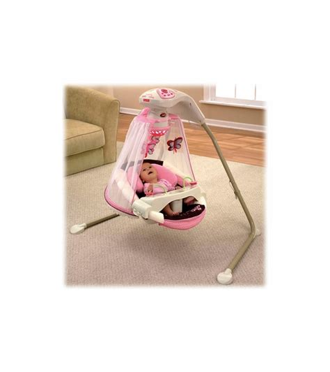 fisher price mocha butterfly swing fisher price mocha butterfly cradle n swing
