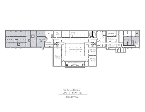 union station dc floor plan historic station reuse denver union station redevelopment