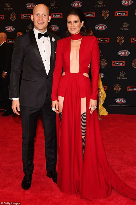 Are The Second Worst Dressed Tourists After The Americans Newsvine Fashion 2 2 by Gary Ablett S Wears Revealing Dress At Brownlow Medal