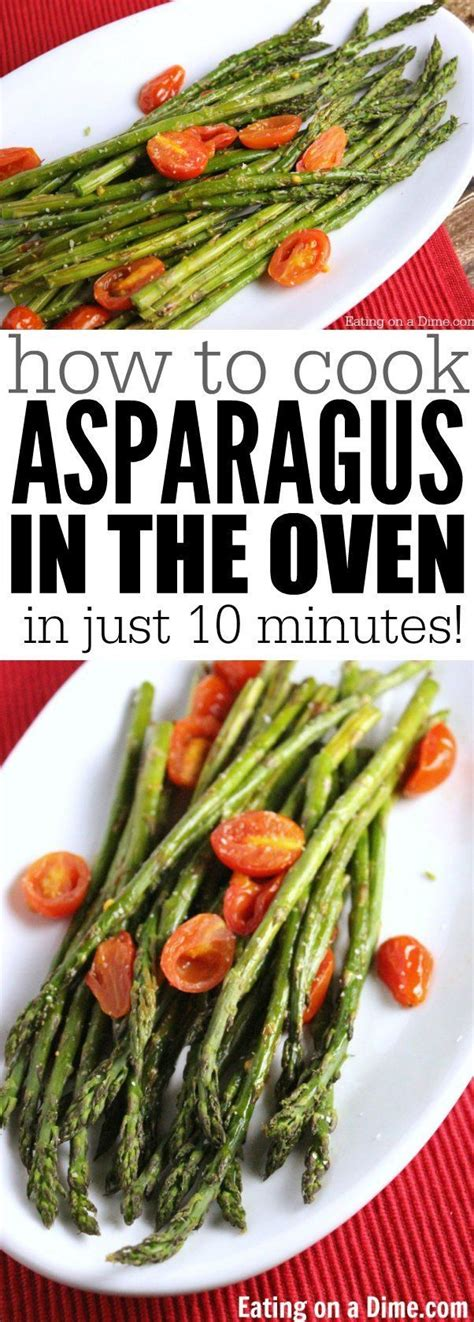 17 best ideas about asparagus in oven on pinterest