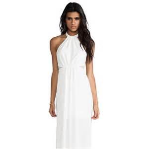 Bobi black label maxi halter dress for women fashionwofab