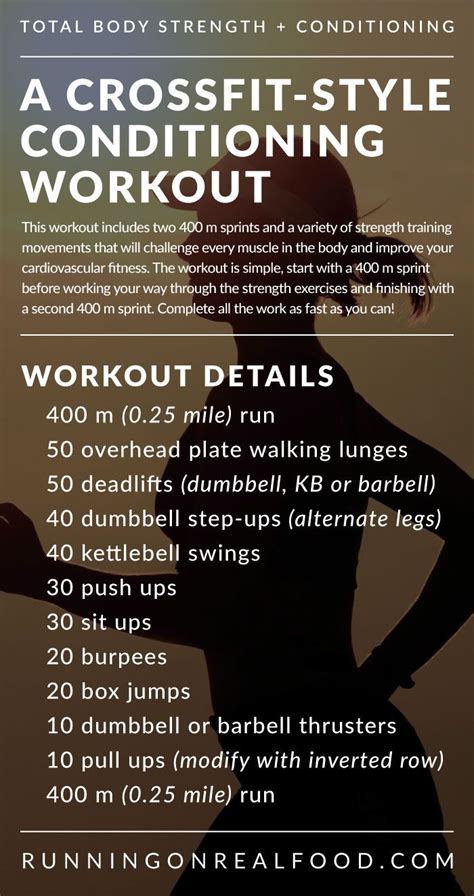 25 best crossfit workout ideas on