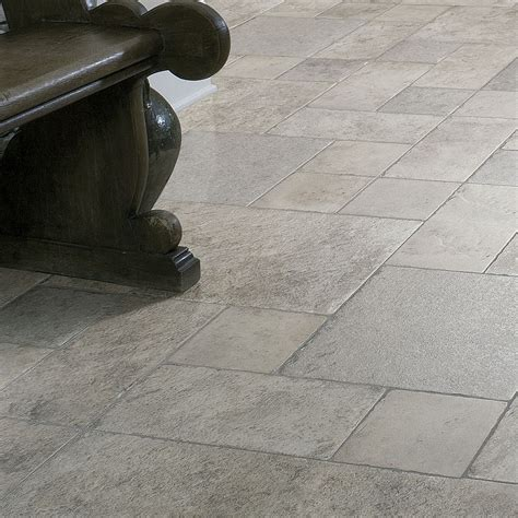 leggiero grey stone effect laminate flooring   pack