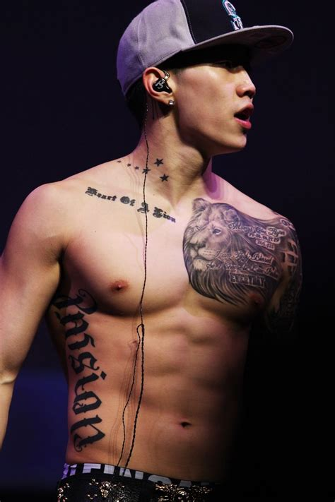 jay park prince tattoo 18 k pop stars who rock badass tattoos