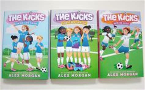 the kicks series by alex cfire capers cliff stables written by
