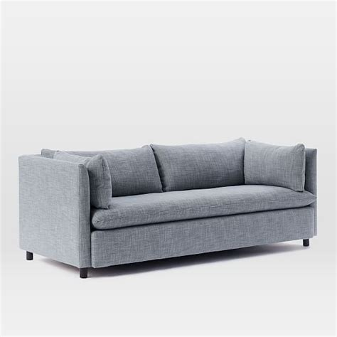 west elm shelter sofa review shelter sleeper sofa west elm