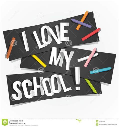 i my i my school royalty free stock photos image 37751008