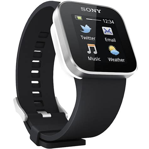 Smartwatch Sony Ericsson Digitalsonline Sony Smartwatch Bluetooth Micro Touch