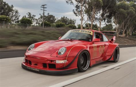 porsche rwb rwb 1995 porsche 911 for sale on bat auctions