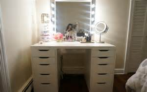 Makeup Vanity Table With Lights Vanity Mirror With Lights Of 2016 Best Lighted Makeup