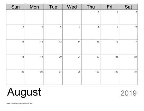 august calendar french calendar yearly
