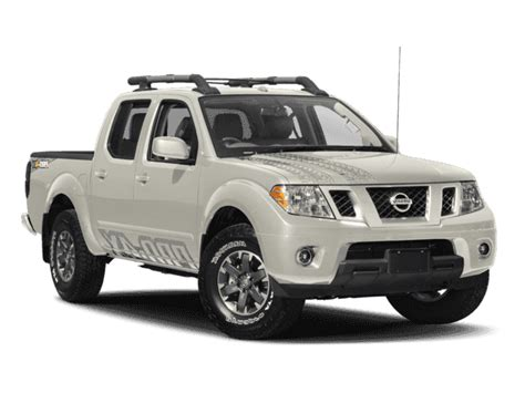 New 2017 Nissan Frontier Pro 4x 4d Crew Cab In Murray
