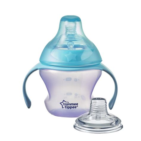 Tommee Tippee Spout tommee tippee free flow trainer cup 6 ounce