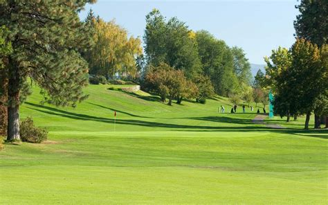 City Of Spokane Records Golf Courses City Of Spokane Washington