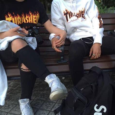 Jaket Sweater Hoodie Supreme X Cahmpion Collage High Premium shirt trashed t shirt hoodie black white