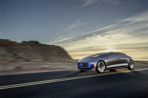 future of luxury the self driving mercedes f 015