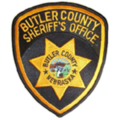Butler County Probation Office by Butler County Sheriff S Office Nebraska Fallen Officers