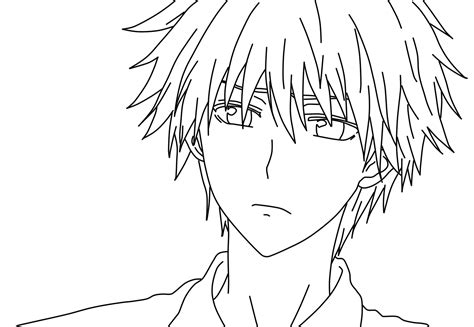 anime guy coloring pages vitlt com usui takumi coloring page by doremefasoladedo on deviantart