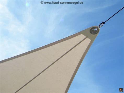 Sonnensegel Aus Segeltuch by Zubeh 246 R F 252 R Lisori Sonnensegel Schekel Seilrollen