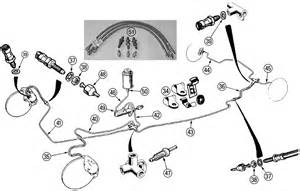 Brake Line Parts Diagram Motors