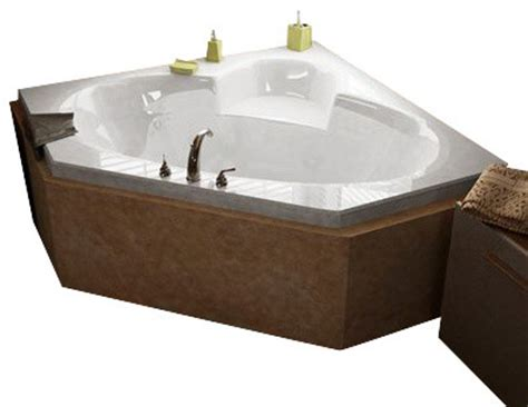 atlantis tubs 6060sal sublime 60x60x23 inch corner air