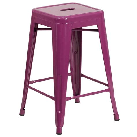 Adding Bulk To Stool by Flash Furniture 29 75 In Copper Bar Stool Et360430discop