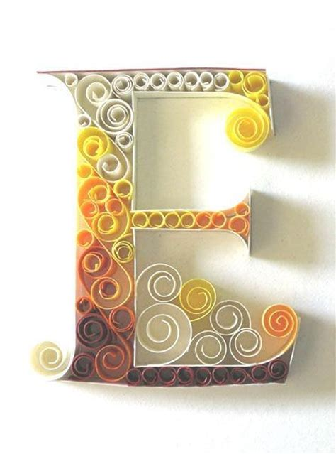 quilling template beautiful paper quilling letter patterns by sabeena karnik