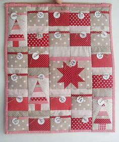 Patchwork Advent Calendar Pattern - advent calendar on advent calendar advent and