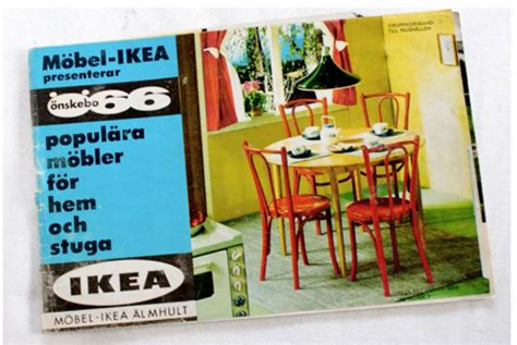 ikea 2009 catalog first look it s black white all over ikea catalogue from 1965 the style files