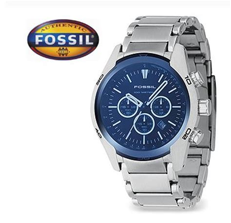 Men S Watches Brand New Fossil Ch2516 Chronograph