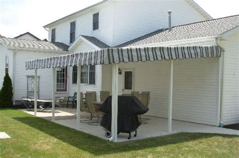 covered awning for patio patio covers lancaster pa awnings lancaster pa
