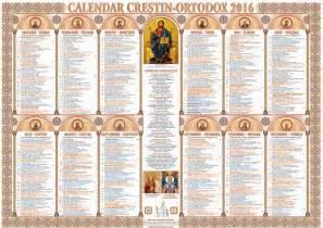 Calendar 2018 Romanesc Ortodox Calendar Ortodox 2016 Ce Sfinţi Sărbătorim Azi