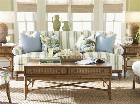 Beachy Living Room Furniture Bahama House Living Room Set 1604 33 Set2