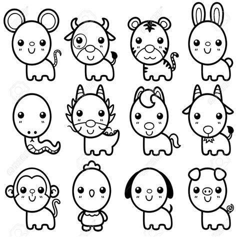 dibujos para colorear zoologico 10 dibujos de animales para colorear del zoologico
