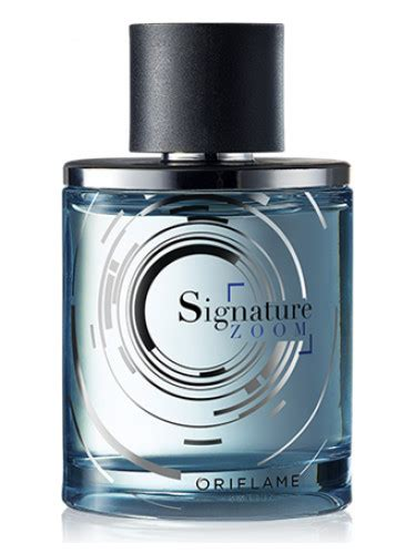 signature zoom oriflame cologne a new fragrance for 2015