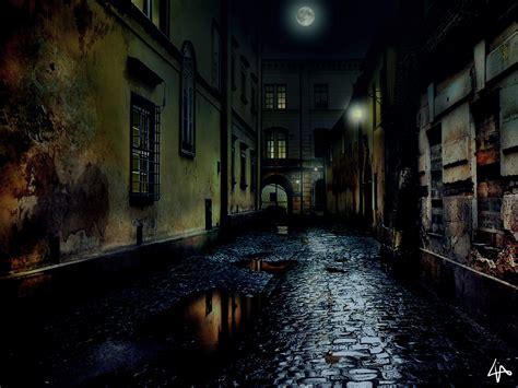 street l at night the night on the street by liasuzuki on deviantart