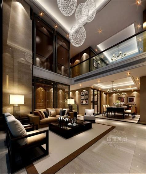 awesome  elegant  luxury living room decoration