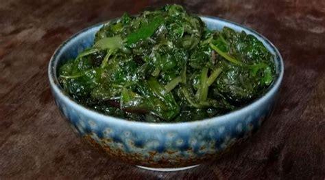 salade verte cuite recette cuisine salade cuite 224 la grecque horta vrasta gr 232 ce blogs