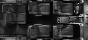 ford edge 3rd row seating