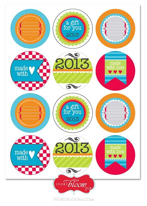 printable labels for jar lids 17 best images about mason jar ideas on pinterest how to