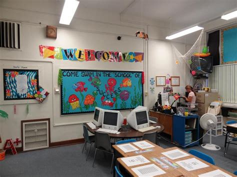 classroom decorating themes elementary themed elementary classroom decorating ideas